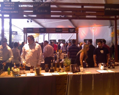 Good times at SF Chefs 2010!
