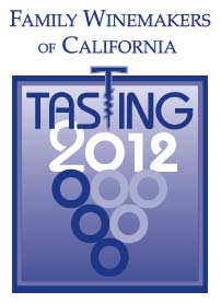 Family Winemakers 2012 Tasting this Sunday 9/9