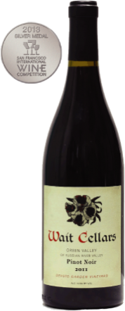 2011 Green Valley <span>Pinot Noir</span>