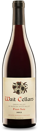 2012 Green Valley <span>Pinot Noir</span>