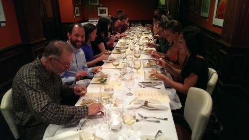Millenium Winemaker Dinner Weds 10/29