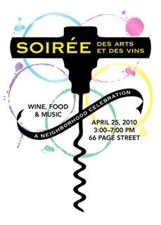2007 Russian River Pinot best-seller at Soiree Des Arts et Des Vins