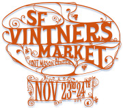 See you at the Vintner's Market this weekend
