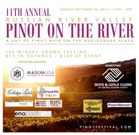 Pinot on the River
