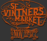 Join us at the SF Vintner's Market this weekend
