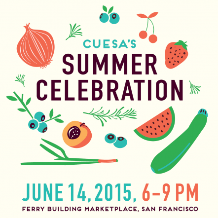 CUESA Summer Celebration!