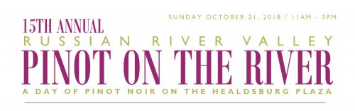 Pinot on the River 2018